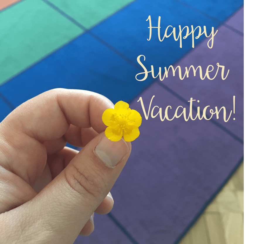 Happy Summer Vacation!