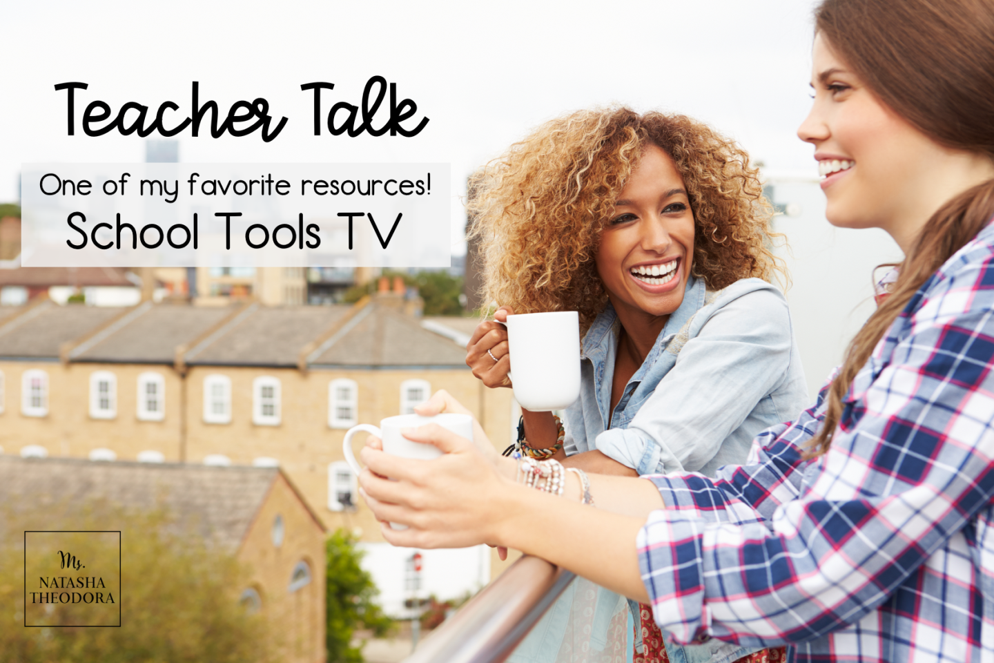 Teacher Talk: School Tools TV