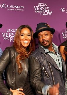 Anthony Hamilton & Sheree Whitfield