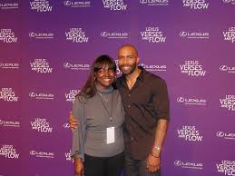 Omari Hardwick and Me