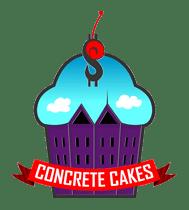 concrete cakes logo