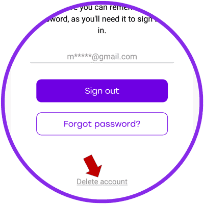 How to delete my badoo profile
