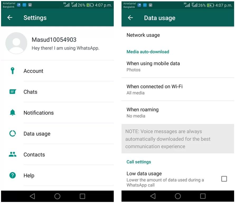 img2 stop auto download whatsapp media