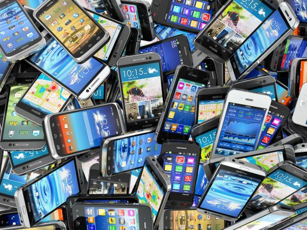 IMEI of mobile phones