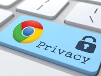 customize chrome privacy setting