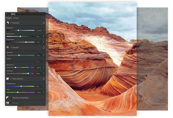 Afinity Photoshop for MAC 2018