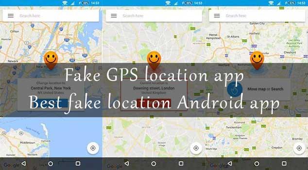 best fake location app