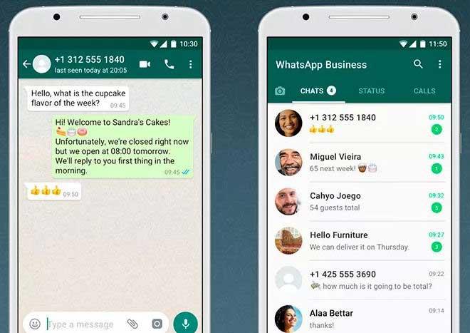 WhatsApp business advantages