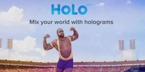 upload holograms to whatsapp status