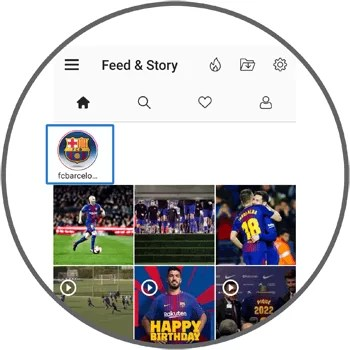 Download Instagram Stories without screenshot step 1