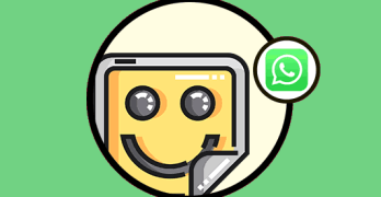 Convert photo into WhatsApp sticker