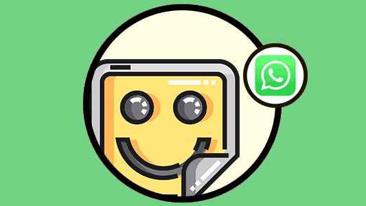Convert photo into WhatsApp sticker