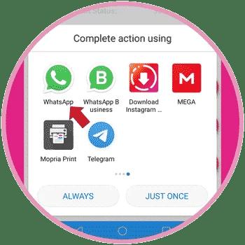 Chose WhatsApp Apps