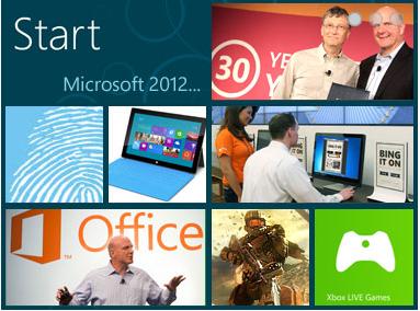 Microsoft 2012