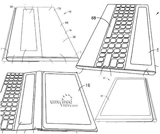 концепт планшета Nokia
