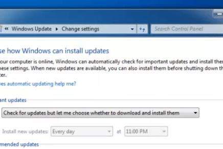 Как остановить скачивание Windows 10 в Windows 7 или Windows 8
