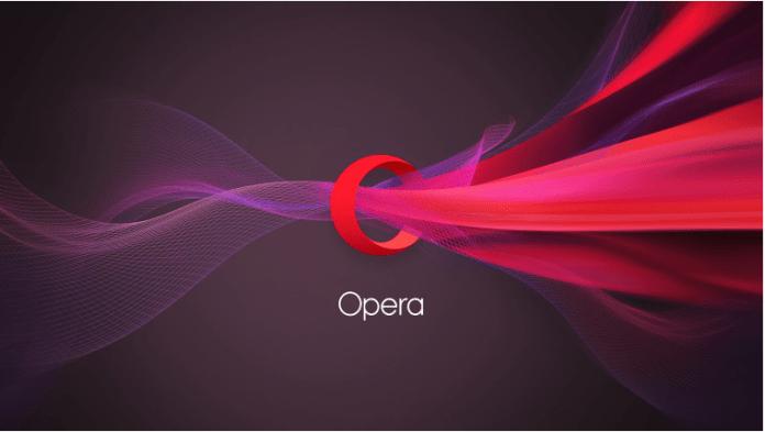 Opera обновление 35