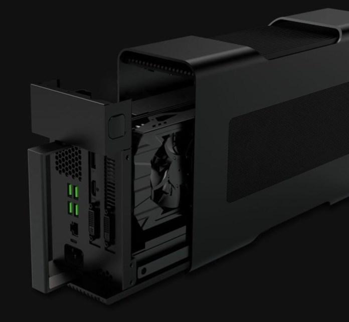 Razer Core - док-станция для Razer Blade Stealth