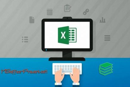 Расширенное описание курса Excel от новичка до профессионала