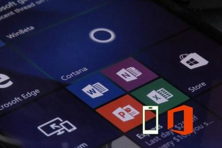 Январское обновление Office Insider Mobile для медленного кольца