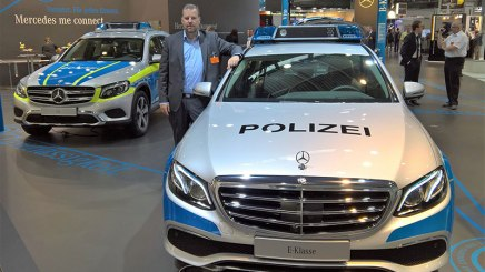Использование технологии Continuum полицейскими Германии в действии (видео)