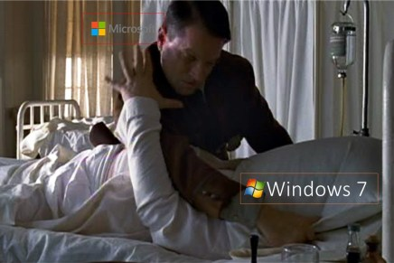 Убить Windows 7 - рецепт Microsoft