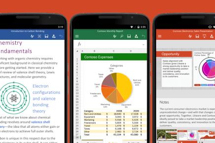 Microsoft добавила поддержку вставки формул в Word для Android смартфонов