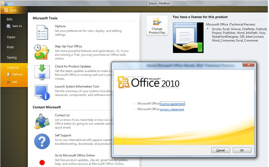 Microsoft Office 2010 Product Key 100% Working (2019)