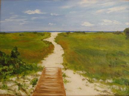 Promise of a beach