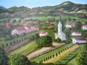 Moldavian village