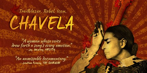 A Captivating Portrait of Legendary Performer Chavela Vargas