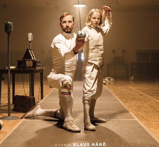Golden Globe nominee The Fencer by Klaus Haro