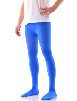 tights for menmaenner-strumpfhose-blau-front-panel-fx