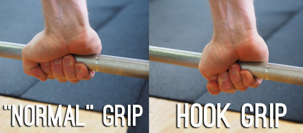 Image result for crossfit hook grip