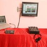 Add a DJ mixer: needs switchable phono/line inputs