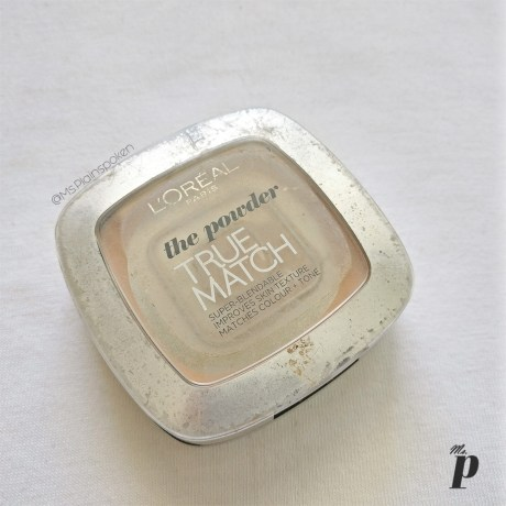 L'Oreal Paris | True Match Super Blendable Powder
