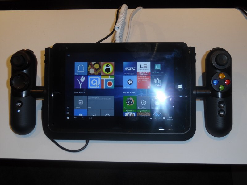 Exertis Linx Vision Is A Windows 10 Tablet With A Gaming