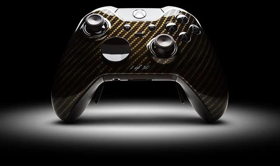 ColorWare Unveils Limited Edition Xbox One Elite Titan Controller MSPoweruser