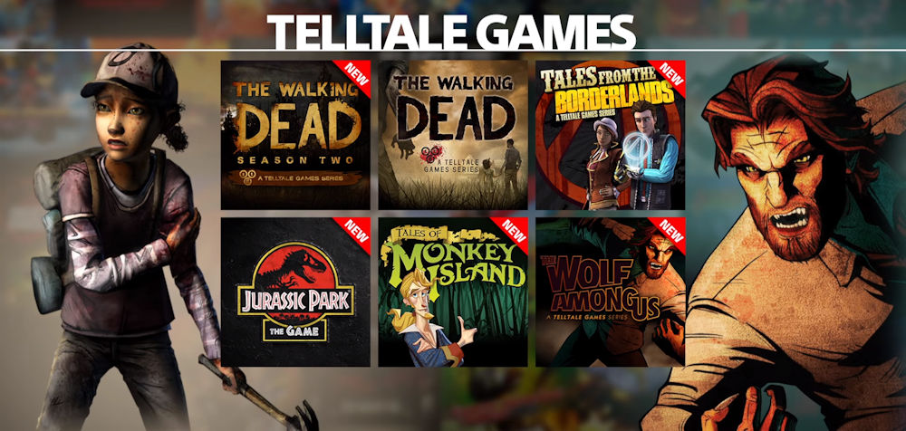 Telltale Games Says The Windows Store Offers Wider Reach