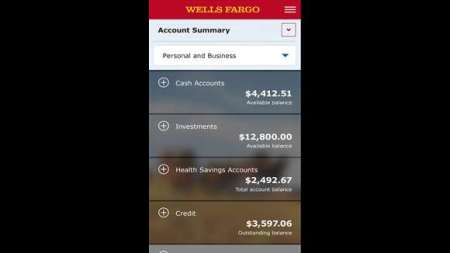Redesigned Wells Fargo App Now Available For Windows 10 Devices     Gallery