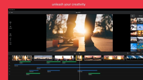 Developer Submission: Video Editor 10, a video editor for ...