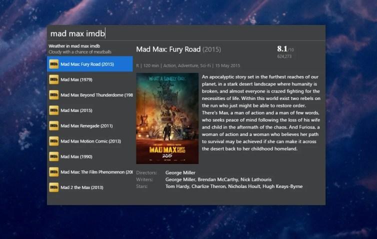 Windows 10 Tip: Cerebro is a great Apple Spotlight