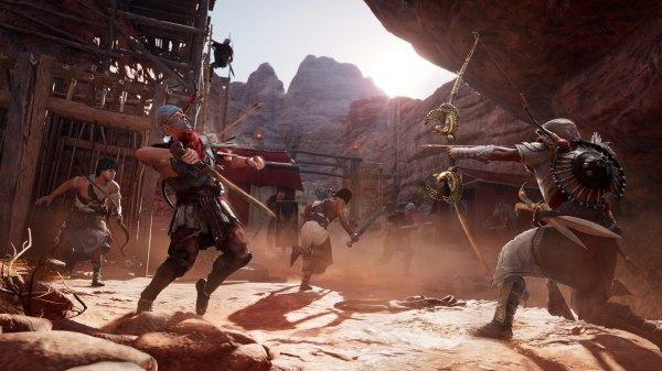 Assassin's Creed Origins is getting a New Game+ mode ...