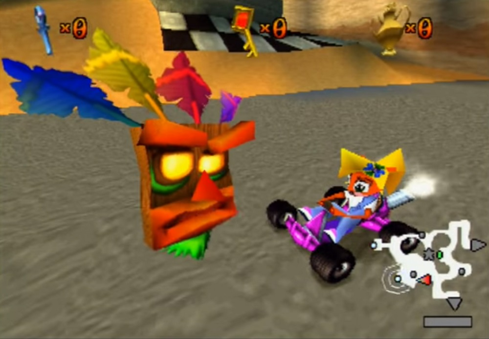 Crash Team Racing Nitro Fueled Announced For Xbox One Nintendo Switch And PS4 MSPoweruser
