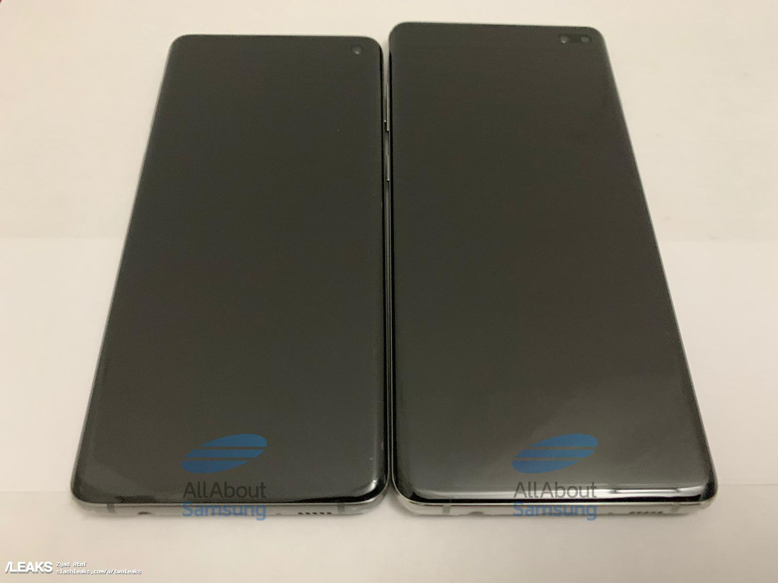 First High Quality Pictures Of The Samsung Galaxy S10 And