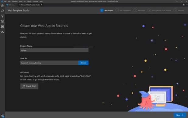 Télécharger l'extension WebTS
