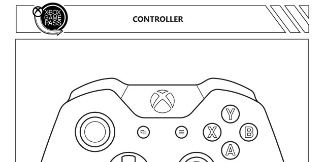 Get your art on with these Xbox colouring pages - MSPoweruser