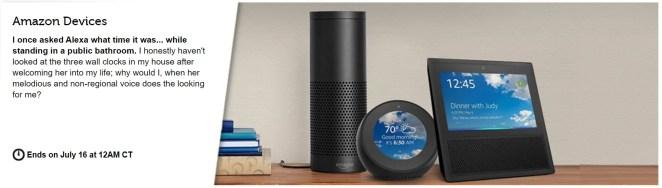 Amazon cihazları