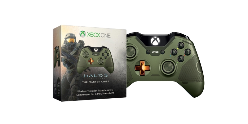 Xbox One Limited Edition Halo 5 Guardians Wireless