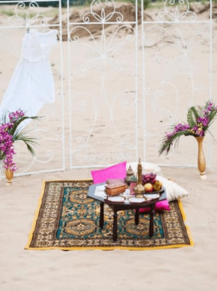 Destination Wedding - Agafay Marrakech